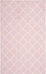 Safavieh Dhurries DHU554P Pink / Ivory Area Rug