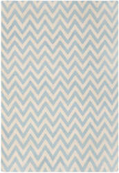 Safavieh Dhurries DHU557B Blue / Ivory Area Rug
