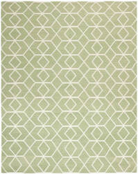 Safavieh Dhurries DHU560B Sage / Ivory Area Rug