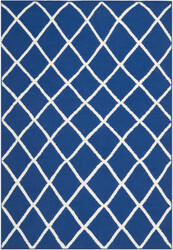 Safavieh Dhurries DHU565A Dark Blue Area Rug