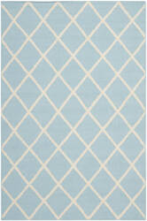Safavieh Dhurries DHU565B Light Blue / Ivory Area Rug