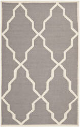 Safavieh Dhurries DHU567A Grey / Ivory Area Rug