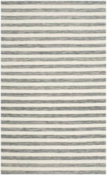 Safavieh Dhurries Dhu575a Grey - Ivory Area Rug
