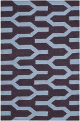 Safavieh Dhurries Dhu630b Purple / Blue Area Rug