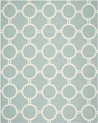 Safavieh Dhurries DHU636C Light Blue / Ivory Area Rug