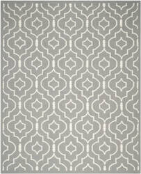 Safavieh Dhurries DHU637B Grey / Ivory Area Rug