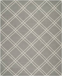 Safavieh Dhurries DHU638B Grey / Ivory Area Rug