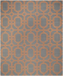Safavieh Dhurries DHU860B Blue / Orange Area Rug