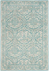 Safavieh Evoke Evk242c Ivory - Light Blue Area Rug
