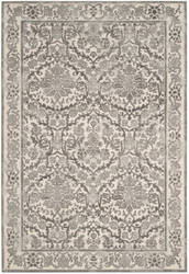 Safavieh Evoke Evk242d Ivory - Grey Area Rug