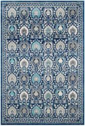 Safavieh Evoke Evk251c Blue - Ivory Area Rug