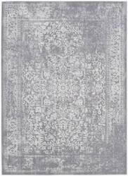 Safavieh Evoke Evk256s Silver - Ivory Area Rug