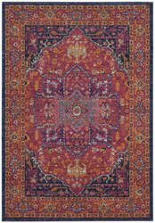 Safavieh Evoke Evk275s Fuchsia - Orange Area Rug