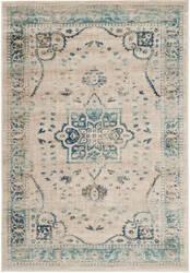 Safavieh Evoke Evk509f Beige - Turquoise Area Rug