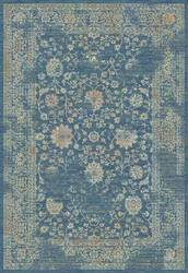 Safavieh Evoke Evk510k Light Blue - Beige Area Rug