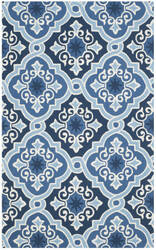 Safavieh Four Seasons Frs231b Navy - Blue Area Rug