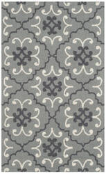 Safavieh Four Seasons Frs234b Grey - Ivory Area Rug