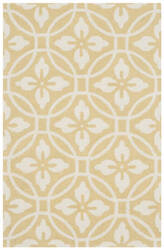 Safavieh Four Seasons Frs236d Gold - Ivory Area Rug