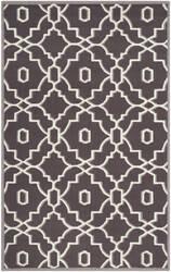 Safavieh Four Seasons Frs237c Dark Grey - Ivory Area Rug
