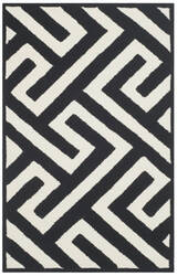 Safavieh Four Seasons Frs241p Ivory - Black Area Rug