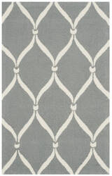 Safavieh Four Seasons Frs242b Grey - Ivory Area Rug