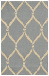 Safavieh Four Seasons Frs242g Light Blue - Ivory Area Rug