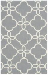 Safavieh Four Seasons Frs246b Grey - Ivory Area Rug