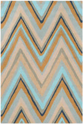 Safavieh Four Seasons Frs389d Green - Multi Area Rug
