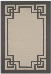 Safavieh Four Seasons Frs461t Ivory - Charcoal Area Rug