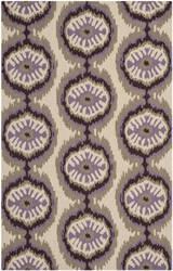 Safavieh Four Seasons FRS486B Beige / Purple Area Rug
