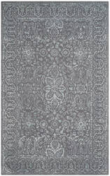 Safavieh Glamour Glm516c Opal - Grey Area Rug