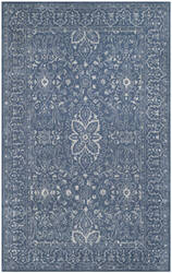 Safavieh Glamour Glm516d Grey - Blue Area Rug