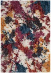 Safavieh Gypsy Gyp521b Ivory - Blue Area Rug