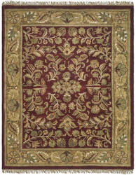 Safavieh Heritage Hg170a Red / Gold Area Rug