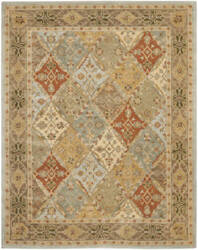 Safavieh Heritage HG316C Light Blue / Light Brown Area Rug