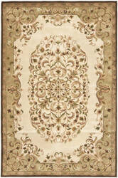 Safavieh Heritage HG640A Beige - Green Area Rug