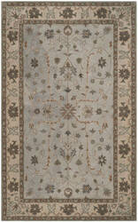 Safavieh Heritage Hg864a Green - Beige Area Rug