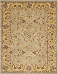 Safavieh Heritage HG924A Green / Gold Area Rug