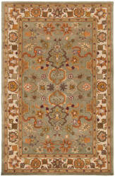 Safavieh Heritage HG959A Light Green - Beige Area Rug