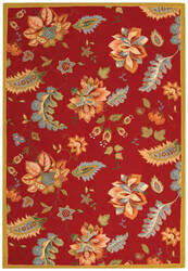 Safavieh Chelsea HK306C Red Area Rug