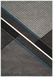 Safavieh Hollywood Hlw711d Grey - Teal Area Rug