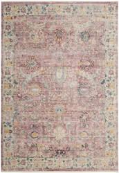 Safavieh Illusion Ill703f Rose - Cream Area Rug