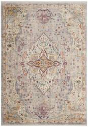 Safavieh Illusion Ill707g Lilac - Light Grey Area Rug