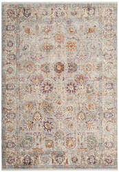 Safavieh Illusion Ill710l Light Grey - Cream Area Rug