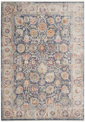 Safavieh Illusion Ill710m Blue - Creme Area Rug