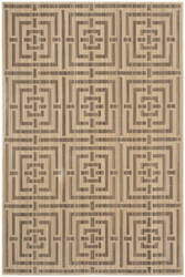 Safavieh Infinity Inf586m Yellow / Taupe Area Rug