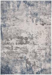 Safavieh Invista Inv481f Grey - Blue Area Rug