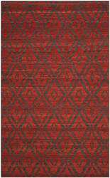 Safavieh Kilim Klm215b Rust - Grey Area Rug