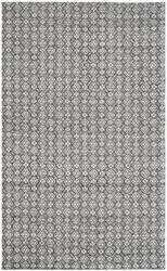 Safavieh Kilim Klm721c Ivory - Charcoal Area Rug