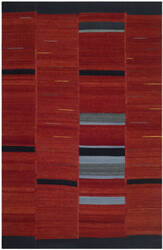 Safavieh Kilim Klm814a Red Area Rug